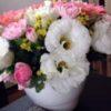 お花を挿すオアシス