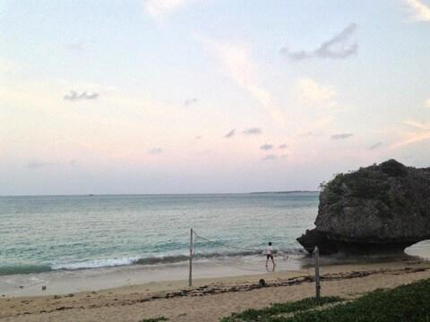 ムルク浜 浜比嘉島