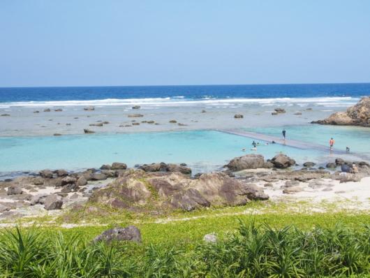 奄美大島 あやまる岬