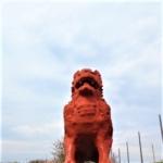 残波大獅子 読谷村