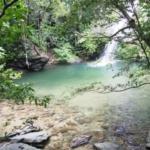フクガ―の滝 名護市