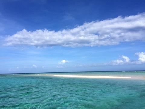 百合ヶ浜 与論島
