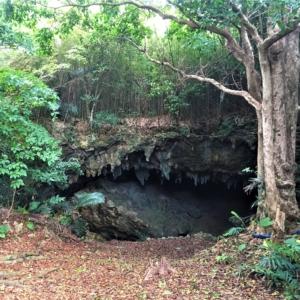 中甫洞穴 沖永良部島