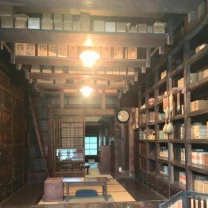 武居三省堂 江戸東京たてもの園 釜爺 ボイラー室