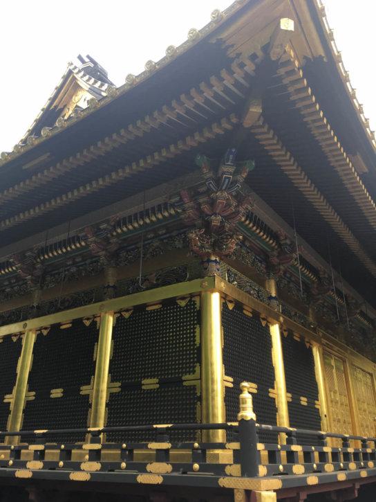 上野東照宮 本殿
