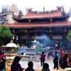 恋愛成就の神様月下老人も祀られている☆台湾最大のパワースポット龍山寺【台湾:台北