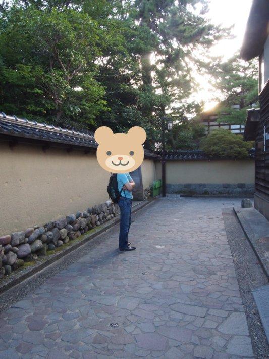 武家屋敷跡 金沢