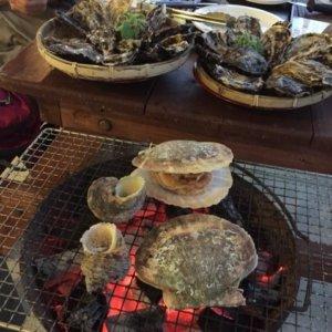 ぎのざ・牡蠣の漁師バーベキュー(旧名:LequioTerrace Kanna )
