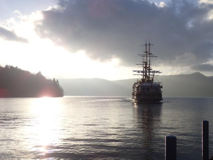 箱根海賊船5
