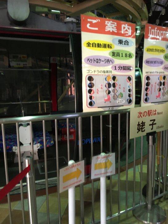 箱根ロープウェイ 桃源台駅
